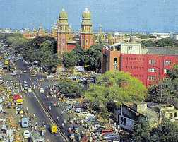Chennai, Copyright India Tourism, Frankfurt