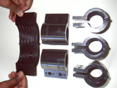Rubber Parts and rubber-metal parts